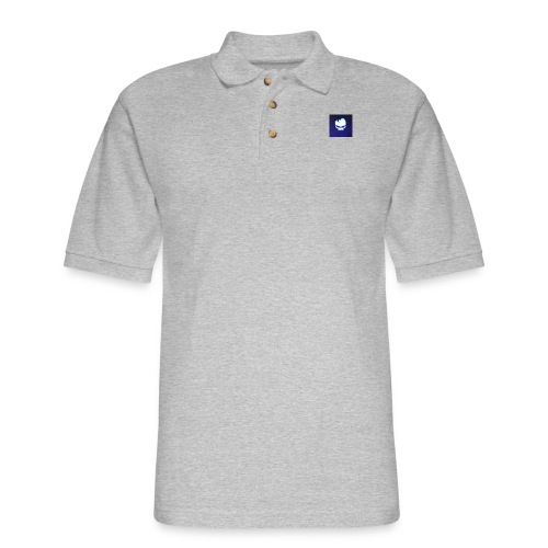 Skelly - Men's Pique Polo Shirt