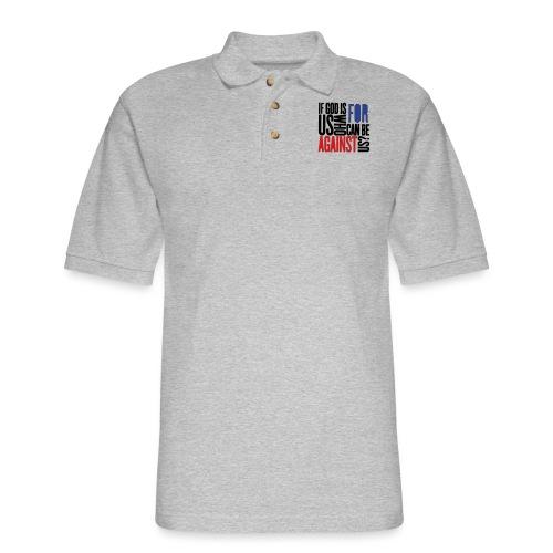 IGIFU - Men's Pique Polo Shirt