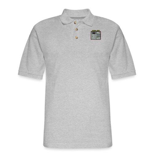 Armor Geek - Men's Pique Polo Shirt