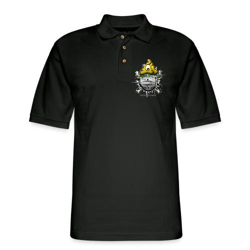 one covid nation - Men's Pique Polo Shirt