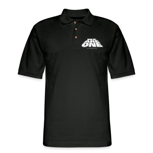 We are One 2 - Men's Pique Polo Shirt