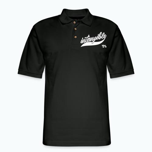 intangible png - Men's Pique Polo Shirt
