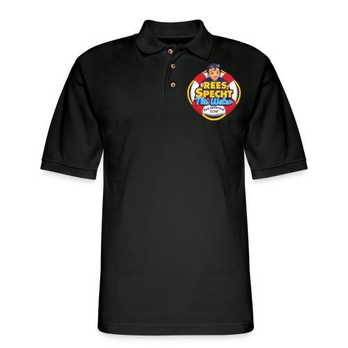 RSTWHIGH - Men's Pique Polo Shirt