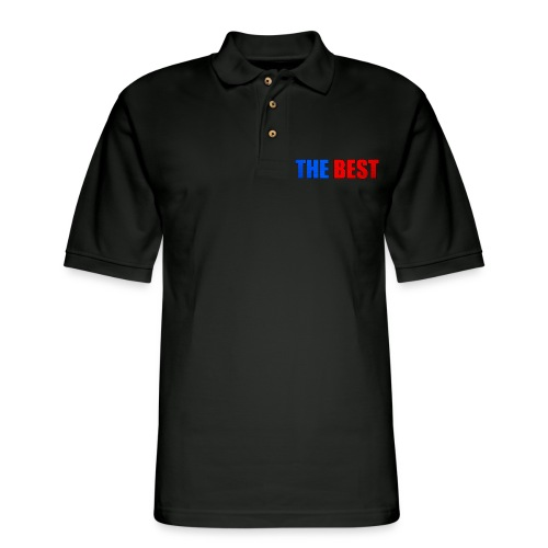 The Best - Men's Pique Polo Shirt