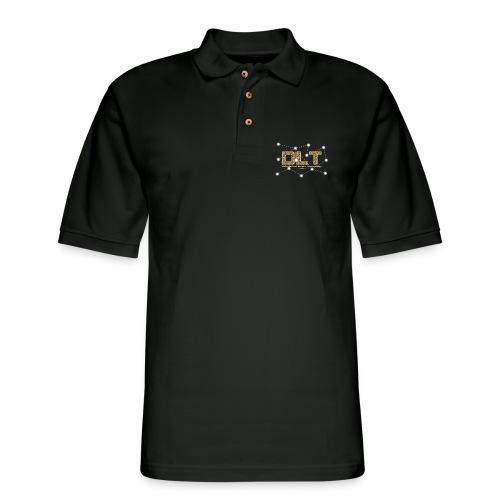 DLT - distributed ledger technology - Men's Pique Polo Shirt