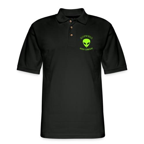 Roswell New Mexico - Men's Pique Polo Shirt