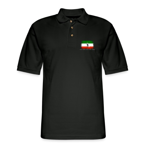 Patriote 1837 1838 - Men's Pique Polo Shirt