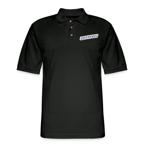 buttfoot - Men's Pique Polo Shirt