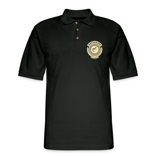 Ketogains FAQ - Men's Pique Polo Shirt