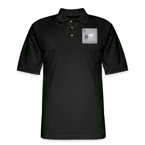 Horse Drawn Capability - Men's Pique Polo Shirt
