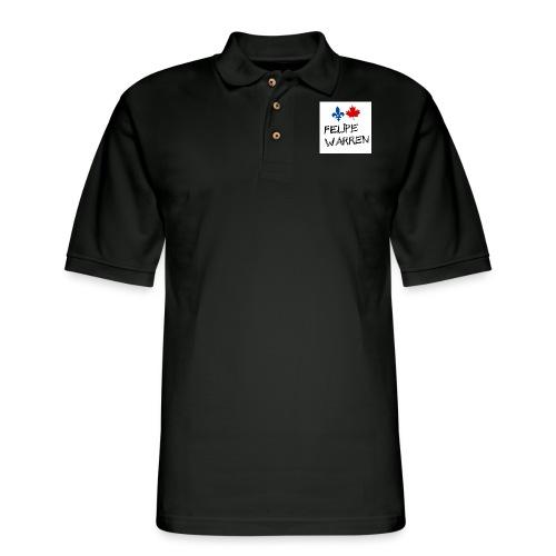 Profile Picture jpg - Men's Pique Polo Shirt