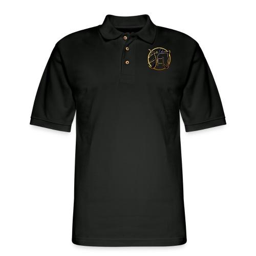 The Year Of The Dog - Men's Pique Polo Shirt
