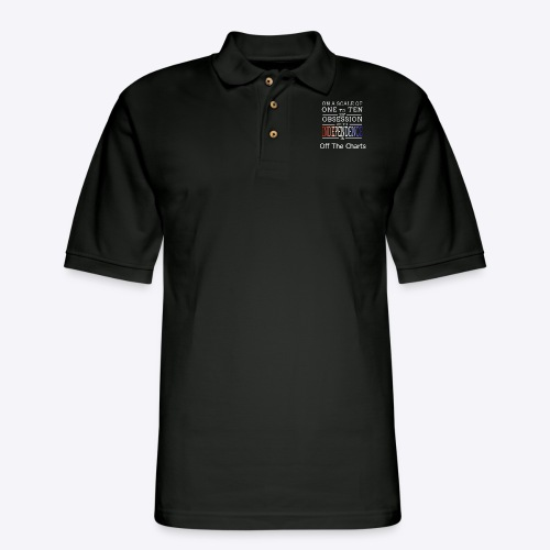 Independence Obsession - Men's Pique Polo Shirt