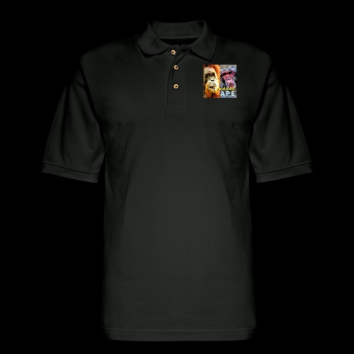 APE - Apollo59 Cover Art - Men's Pique Polo Shirt