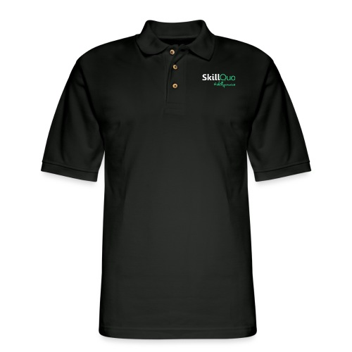 #skillquocares - Men's Pique Polo Shirt