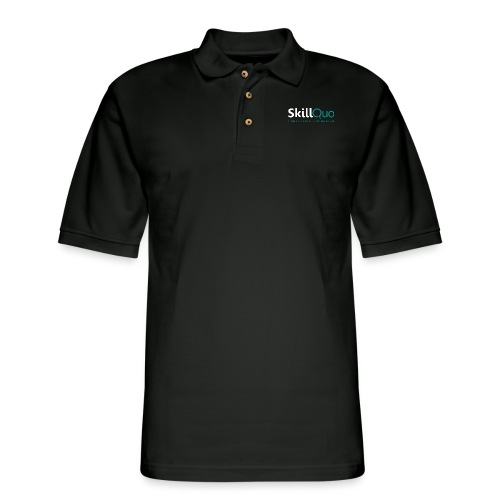 Consulting Unchained - EcoFriendly - Men's Pique Polo Shirt