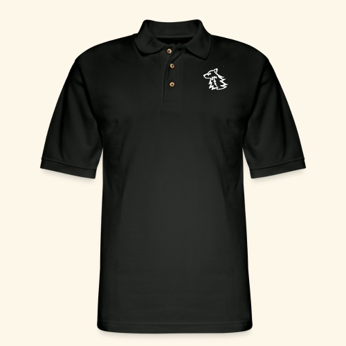 iFire Hoodie - Men's Pique Polo Shirt
