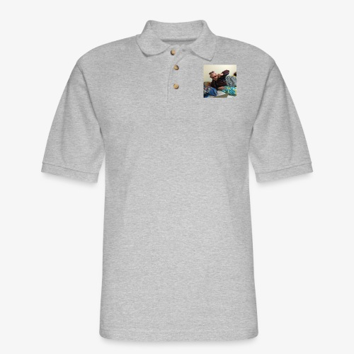 good meme - Men's Pique Polo Shirt