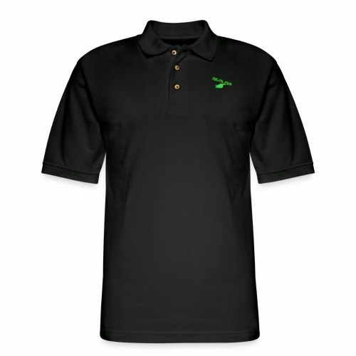 Nose rub - Men's Pique Polo Shirt