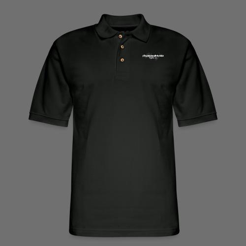 #youreGonnaNoticeUs No Mischief - Men's Pique Polo Shirt