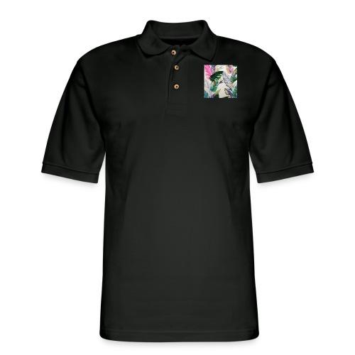 Men's Pique Polo Shirt - Km,Merch,Kb