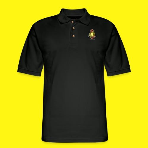 Lion Entertainment - Men's Pique Polo Shirt