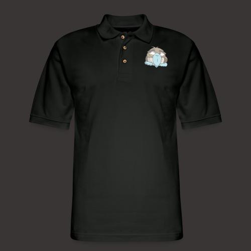 Cute Boobie Bird - Men's Pique Polo Shirt