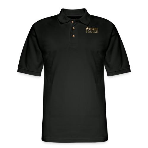 Dream Maker Entrepreneurs - Men's Pique Polo Shirt