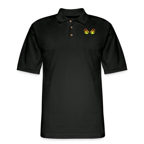 HALLOWEEN EYES - Men's Pique Polo Shirt