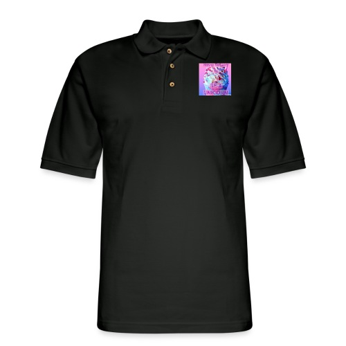 Never To Lazy To Be A Unicorn - Men's Pique Polo Shirt