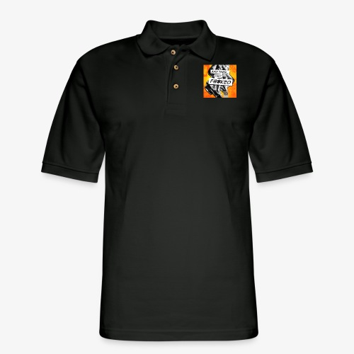 And Then They FKED Cover - Men's Pique Polo Shirt