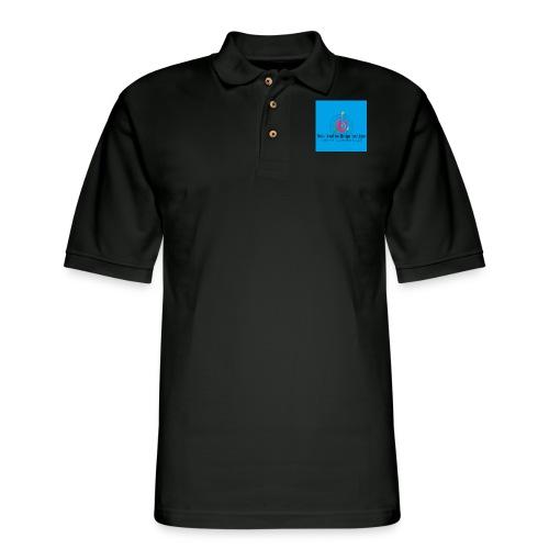 Debs Creative Design Boutique 1 - Men's Pique Polo Shirt