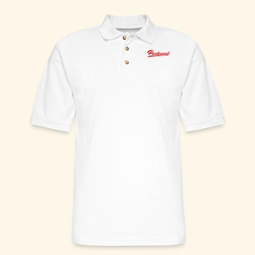Pentecost T-Shirt - Men's Pique Polo Shirt