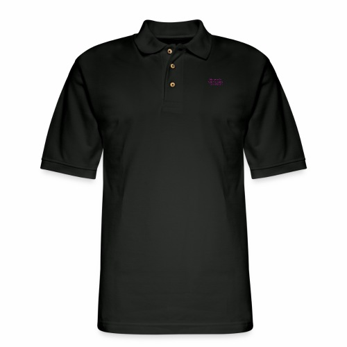 FULL OF SH*T - Men's Pique Polo Shirt