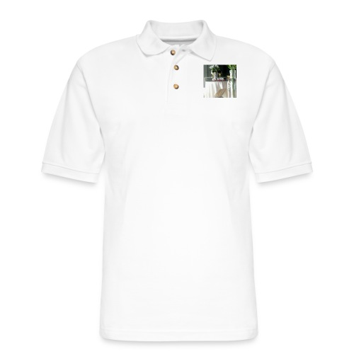 Spread the Love! - Men's Pique Polo Shirt