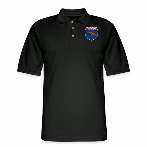 Intersteak - Men's Pique Polo Shirt