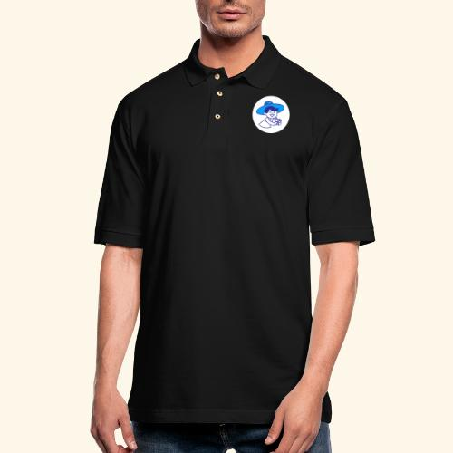 El Chichero - Men's Pique Polo Shirt