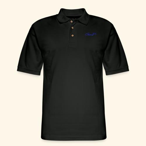 Ghost-9 - Men's Pique Polo Shirt