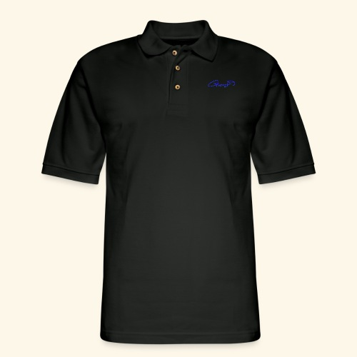 Ghost-9 - Men's Pique Polo Shirt
