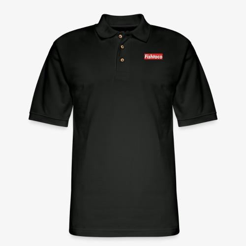 FishTaco supreme - Men's Pique Polo Shirt