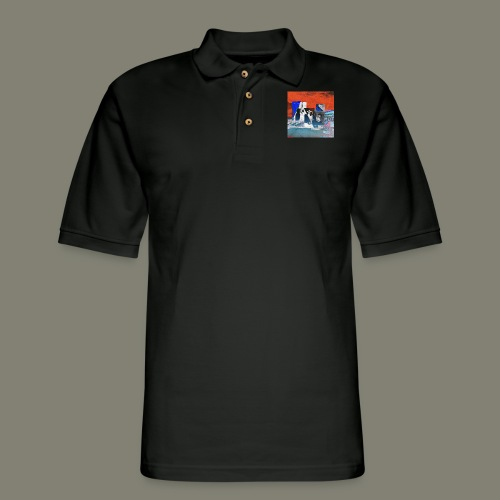 DEAD PREZ LEGENDS Crewneck (Smaller Brand Logo) - Men's Pique Polo Shirt