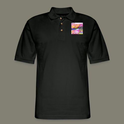 DEAD PREZ DRUGS KILL Long-Tee - Men's Pique Polo Shirt
