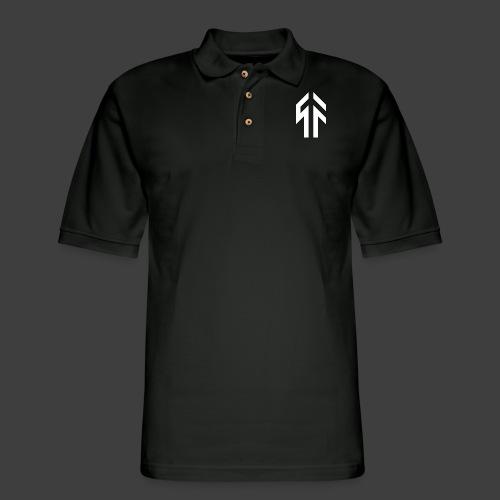 SwingFall - Men's Pique Polo Shirt