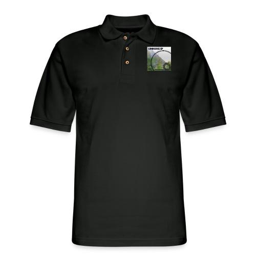 Crossing EP copy - Men's Pique Polo Shirt