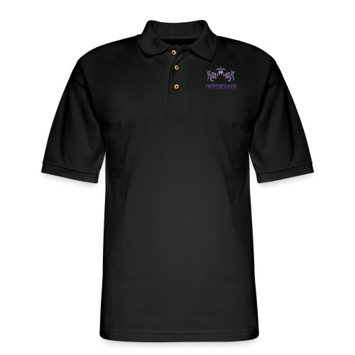 TwitchCoach Merch - Men's Pique Polo Shirt
