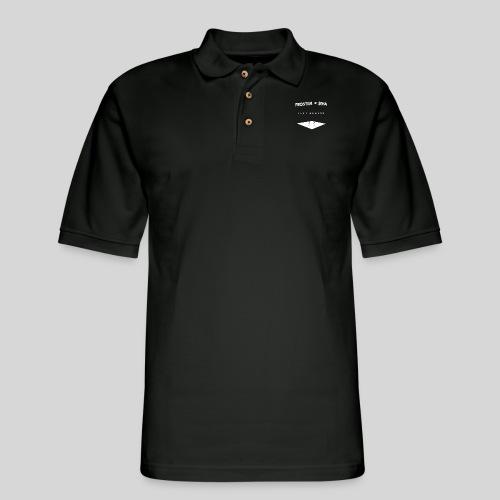 FROSTEN x $SIVA - Men's Pique Polo Shirt