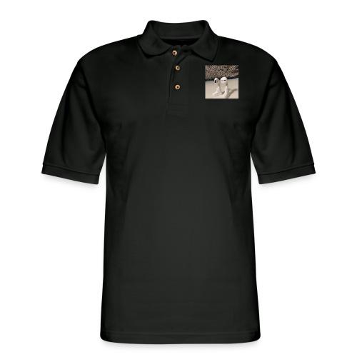 POD - Men's Pique Polo Shirt