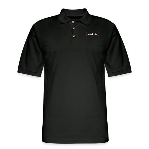 Mahal Kita - Men's Pique Polo Shirt