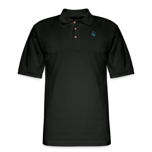 Symbol - Men's Pique Polo Shirt