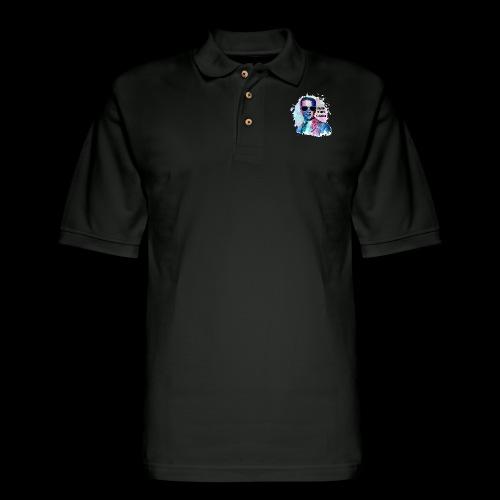Drop it Like F. Scott | Write Music - Men's Pique Polo Shirt